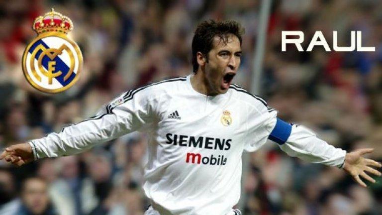Раул е може би най-голямата легенда на Реал в дербито