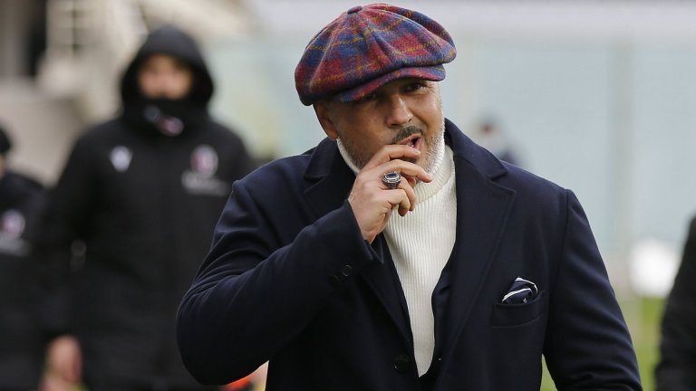 """Старши-треньорът на Болоня издаде прелюбопитна автобиография """"Мачът на живота"""""""