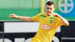 Станислав Генчев, който беше играч номер едно на миналата година на Васлуй, вече се възстанови от контузията си