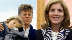 Единственото живо дете на Джон Кенеди - Керълайн Кенеди - днес е на 58 години и е посланик на САЩ в Япония от 2013 г. (ГАЛЕРИЯ)