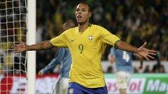 Бразилският нападател на Севиля Луиш Фабиано е желан от Интер и Ювентус