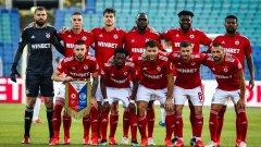 Нередовен гол прекърши безличен ЦСКА в Пилзен