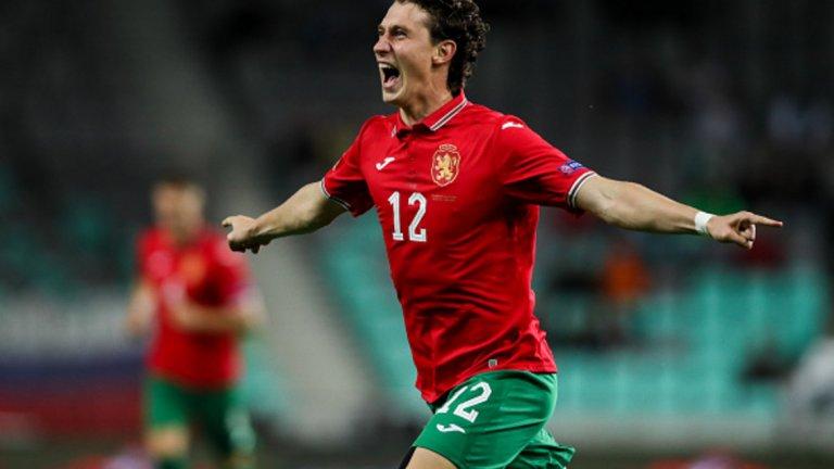 Краев и останалите национали няма да станат извънземни футболисти, но показват отношение към националната фланелка, каквото е липсвало на по-талантливи техни предшественици