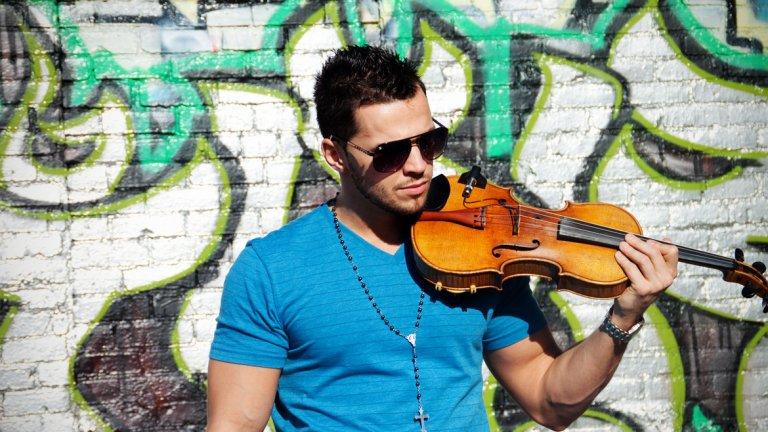 Музиката, която идва от сърцето и душата