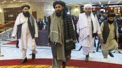 Повод за спора станала победата на талибаните в Афганистан