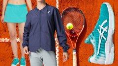 За сигурни успехи с ракетата в ръка ви е необходим не само спортен хъс, но и подходящо облекло