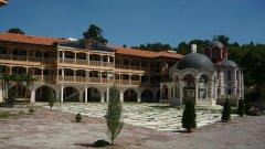 Парите са изтеглени за ремонт на манастира