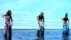 1995: TLC - Waterfalls  Момичешкото трио TLC премина през доста перипетии след излизането на големия им хит. Още същото лято, в което Waterfalls се въртеше навсякъде, те обявиха, че са разорени и имат няколко милиона дългове. 7 години по-късно една от тях - рапърката Лиса Лопес, загина при катастрофа.   Така TLC не са издавали албум от 2002 г., но останалите две певици Тайон Уоткинс и Розонда Томас поддържат групата жива. Наскоро те направиха доста успешна Kickstarter кампания за финансиране на последен албум под името TLC, който се очаква в близко бъдеще