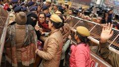Според закон предизвика вълна от недоволство в Индия