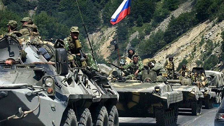 По нареждане на руския президент Владимир Путин, войските се изтеглят от границата с Украйна
