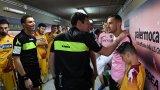 """Палермо запази мястото си в Серия """"Б"""""""