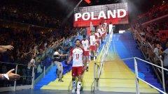 Поляците спечелиха убедително финала в Торино с 3:0 (28:26, 25:20, 25:23) и напълно заслужено защитиха короната си.