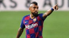 Видал съсипа Барселона: Не става само с 13 футболисти, трябва промяна в мисленето