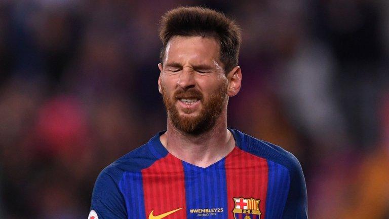 """""""Правилото за Меси"""", което всички в Барселона трябва да спазват"""
