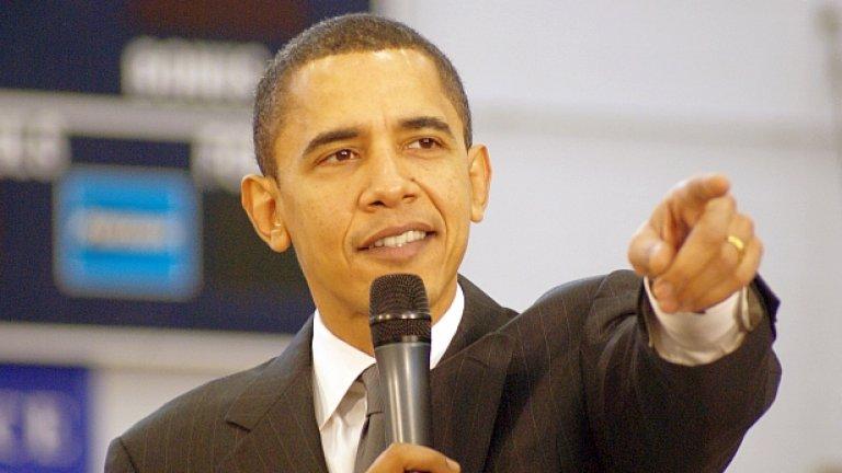 Президентът Барак Обама започва тридневна обиколка с автобус из три американски щата в Средния Запад