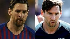 Обръсването на Меси съвпадна с влошаването на резултатите на Барселона. Той обаче остава в отлична форма