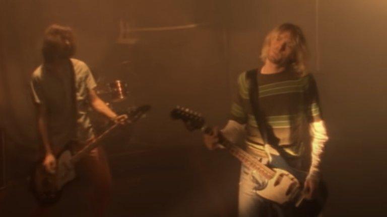 5. Nirvana - Smells Like Teen Spirit (1991 г.)