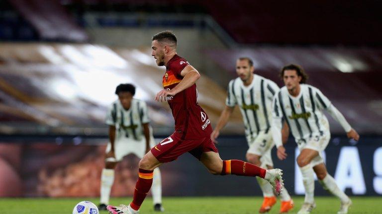 """Жордан Верету вкара двата гола за """"вълците""""."""