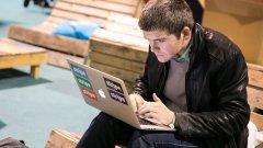 Джон е съосновател на Stripe, оценена на 9,2 млрд. долара