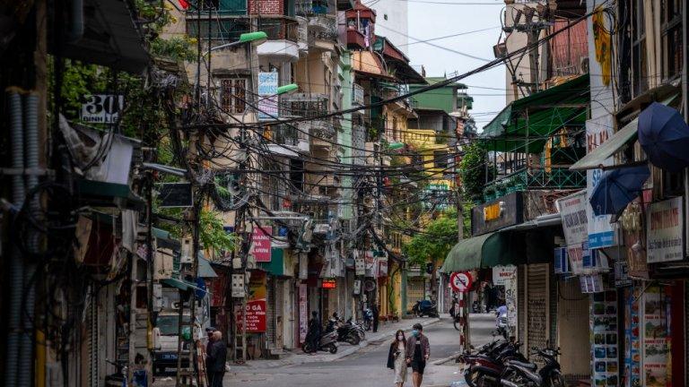 """Мерките, които Виетнам налага, не се различават много от другите страни по света, но виетнамците имат нещо, което се нарича """"силна култура на наблюдение""""."""
