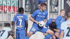 """2:2 с Дунав си беше по-скоро постижение за Левски, предвид играта, която """"сините"""" показаха в първите си три мача от полусезона"""
