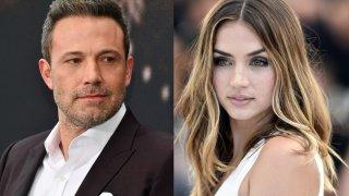 Актьорът беше засечен няколко пъти в компанията на Ана де Армас, с която наскоро засне филма Deep Water.
