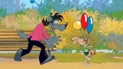 И двата анимационни персонажа вече изглеждат далеч по-съвременно