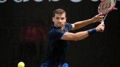 Димитров е на полуфинал в Синсинати