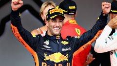 Рикардо триумфира в Монако за пръв път в кариерата си
