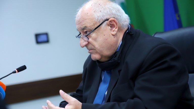 Налице са бюджетни дефицити, не са приети важни документи, посочи служебният министър Асен Личев