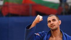 Страхотен Иво Иванов спечели сребро от европейското!