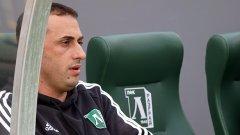 Няма ли да е ирония на съдбата - Динамо да назначи Петев за мачовете с Лудогорец в Лига Европа...?