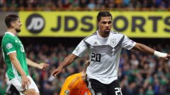 След загубата от Холандия, германците се върнаха на победния път и оглавиха групата