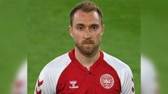 Английските национали ще почетат Ериксен преди двубоя с Дания