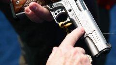 9 години не стигнаха на МВР да отнеме незаконното оръжие, с което накрая беше убита жена