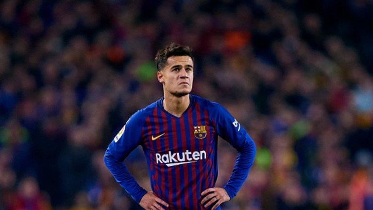 """Филипе Коутиньо (Барселона)  Не успя да се адаптира на """"Камп Ноу"""" и миналия сезон изглеждаше като сянка на самия себе си. С привличането на Гризман и евентуално Неймар, за него вече няма никакво място в Барселона и той ще опита да възроди кариерата си другаде. Но къде? Завръщане в Ливърпул не е много вероятно и по-логично е той да бъде използван като част от сделката за Неймар, което означава преминаване в ПСЖ."""