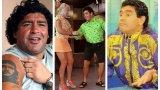 Стилът на Марадона също ще остане безсмъртен: Татуси на Че и Фидел, кожени якета с пух и ризи в стил Данчо Лечков