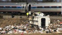 Един е загинал, а още няколко души са пострадали в катастрофата