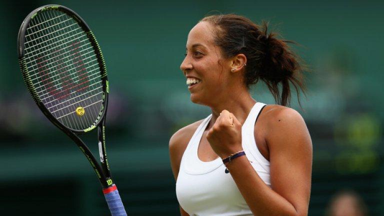 20. Мадисън Кийс – американската изгряваща звезда стигна за първи път полуфинал на Australian Open, след което влезе и в топ 20 на световната ранглиста. Ето я в топ 20 и в тази класация.