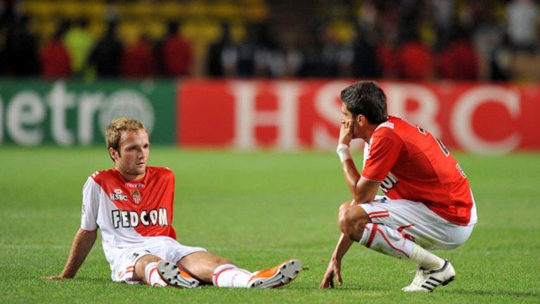Валер Жермен, верен на Монако още от 15-годишна възраст, вкара 10 гола в първенството през сезона. Но той вече е играч на Олимпик Марсилия срещу 8 млн.