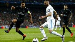 Мачът беше голяма битка, в която Реал взе надмощие накрая и има два гола преднина преди реванша