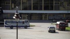 Кризата с похитения автобус в Украйна е достойна за епизод на Black Mirror