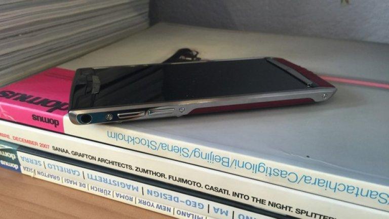 Като телефон Vertu Signature Touch има всичко от последните технологии, плюс уникален Dolby stereo sound.