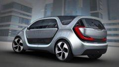 Fiat Chrysler представи концептуалния модел ван Portal във Лас Вегас в рамите на започващото технологично шоу CES 2017