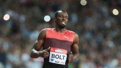 Юсейн Болт пропуснал церемонията по откриването на Олимпиадата заради собствения си мързел