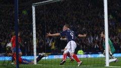 """Шотландците се нуждаят от пълен успех срещу европейския и световен шампион Испания, за да запазят второто си място в група """"I""""..."""