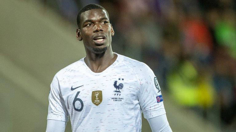 Погба обясни дали наистина се отказва от националния отбор заради Макрон