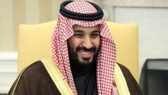 От тийнейджър, мечтаещ за богатство, саудитският принц днес е един от най-могъщите монарси