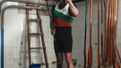 Портрет на Борис Недялков - роден на 25 юни 1993-та във Видин. Той е осемкратен републикански шампион на България на едноместен каяк. Eдинственият български участник на Младежките олимпийски игри в Сингапур през 2010 година. Шести на вропейското първенство в Хърватия през 2011-та за юноши в четириместен каяк на 1000 метра