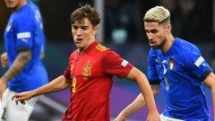 Луис Енрике рискува много с хвърлянето на дебютанта Гави в титулярния състав срещу Италия - но този ход се оказа напълно оправдан